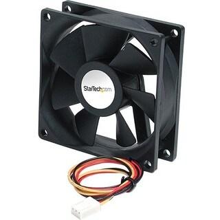 StarTech.com 92x25mm Ball Bearing Quiet Computer Case Fan w/ TX3 Conn