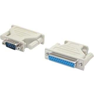 StarTech.com DB9 to DB25 Serial Adapter - M/F