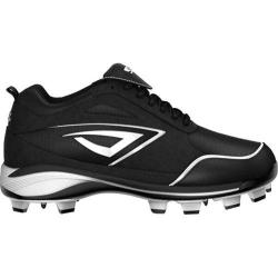 Women's 3N2 Rally TPU PT Fastpitch Black/White