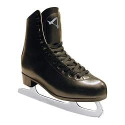 Men's American 554 Leather Lined Figure Skate Black