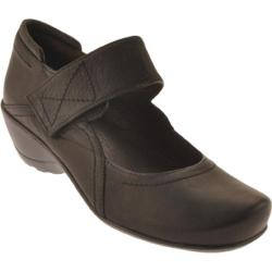 Women's Antia Shoes Erin Black Leather