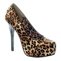 Women's Bettie Page Gabor Leopard