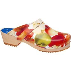 Cape Clogs MacIntosh White/Multi
