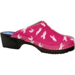 Cape Clogs Pink Ribbon Pink