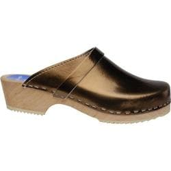 Women's Cape Clogs Solids Bronze