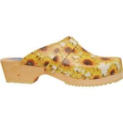 Women's Cape Clogs Sunflower Yellow