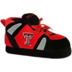 Comfy Feet Texas Tech Red Raiders 01 Red/Grey/Black
