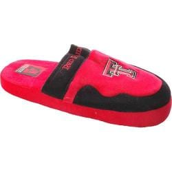 Comfy Feet Texas Tech Red Raiders 02 Red/Black