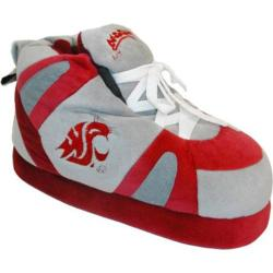 Comfy Feet Washington State Cougars 01 Red/Grey