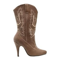 Women's Ellie Cowgirl-418 Brown
