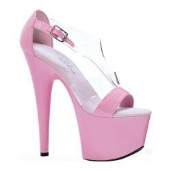 Women's Ellie Kate-709 Pink PU 10234371