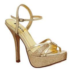 Women's Lava Shoes Prevue Gold