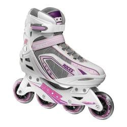 Women's Roces 611 Inline Skates R100 White/Purple