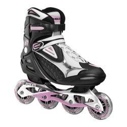 Women's Roces 623 Inline Skates R200 Silver/Pink