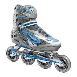 Men's Roces 633 Inline Skates R300 Silver/Blue