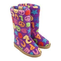 Children's Beeposh Ricky Boot Slippers Ricky