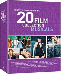 Best of Warner Bros. 20 Film Collection: Musicals (DVD) 10269027