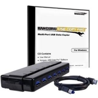 Kanguru Copy Pro USB3.0 With USB3.0 Hub