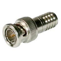 C2G RG59/U Crimp BNC Connector - 10pk