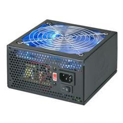 Coolmax 600W Blue LED Fan ATX Power Supply