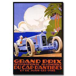 Grand Prix Ducap Dantibes By G. Kow - 24 X 32