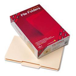 Smead File Folder- 1/3 Cut 2nd Position-