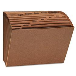 Universal Leather-Like Expanding File- Open Top-