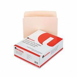 Universal File Folders- Straight Cut- Two-Ply