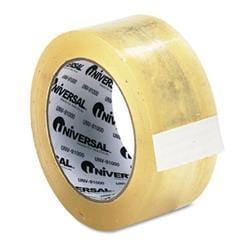 Universal Heavy-Duty Box Sealing Tape- 2 x 55