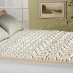 Back to School Twin XL-size Memory Foam Mattress Topper