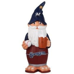 Milwaukee Brewers 11-inch Thematic Garden Gnome 8068632