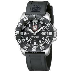Luminox Men's White Steel Colormark Watch