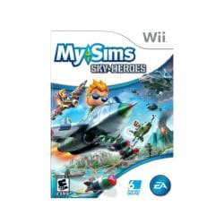 Wii - My Sims Sky Heroes (Pre-Played)