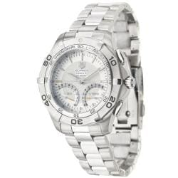 Tag Heuer Men's 'Aquaracer' Stainless Steel Chronograph Kinetic Watch