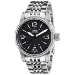 Oris Men's 'Big Crown Swiss Hunter Team' Stainless Steel Watch