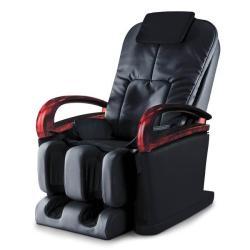 Body Wellness Black Massage Chair