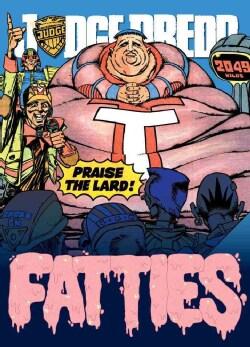 Judge Dredd: League of Fatties (Paperback) 10285694