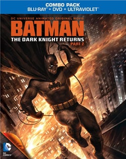 Batman: The Dark Knight Returns Part Two (Blu-ray Disc) 10285962