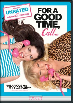 For A Good Time, Call... (DVD) 10285965