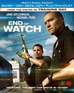 End of Watch (Blu-ray/DVD) 10295857