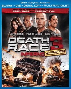 Death Race 3: Inferno (Blu-ray/DVD) 10302092