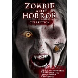 Zombie Horror Collection (DVD) 10314311