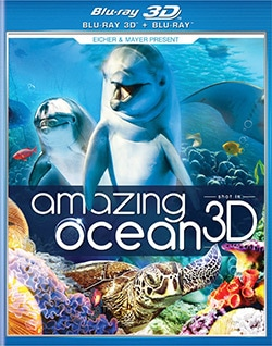 Amazing Ocean 3D (Blu-ray Disc) 10328871