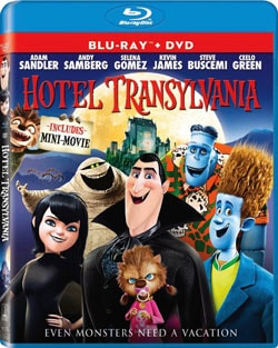 Hotel Transylvania (Blu-ray/DVD) 10329275