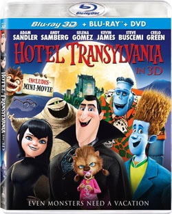 Hotel Transylvania (3D) (Blu-ray Disc) 10329276