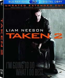 Taken 2 (Blu-ray/DVD) 10333685