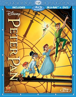 Peter Pan Diamond Edition (Blu-ray/DVD) 10334205
