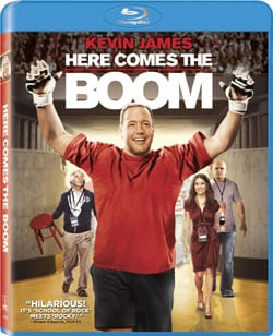 Here Comes The Boom (Blu-ray Disc) 10358511