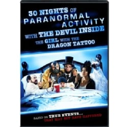 30 Nights Of Paranormal Activity With The Devil Inside The Girl With The Dragon Tattoo (DVD) 10369317