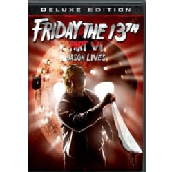 Friday The 13th Part VI: Jason Lives (DVD) 10381152